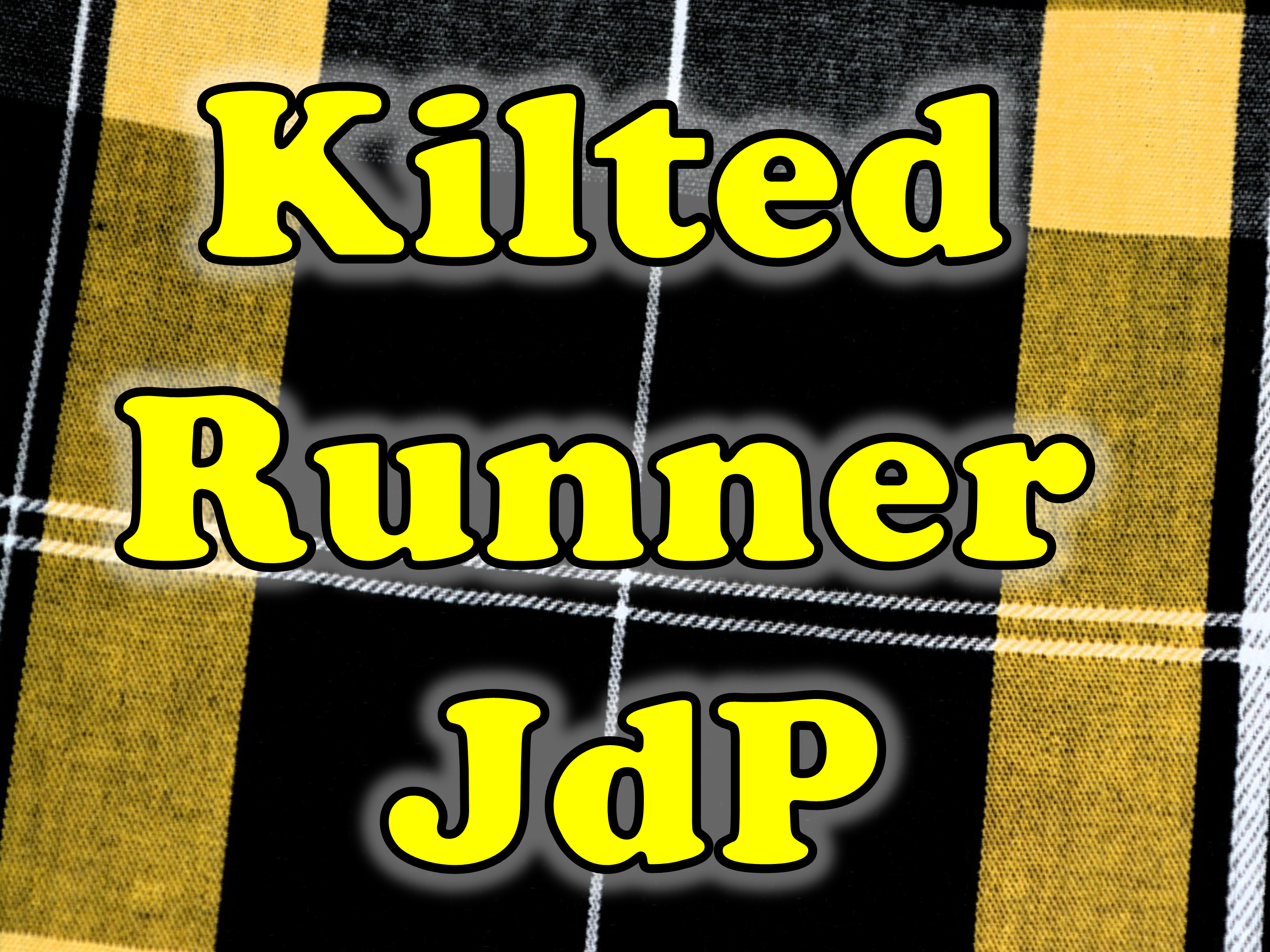 JdP — The Kilted Runner